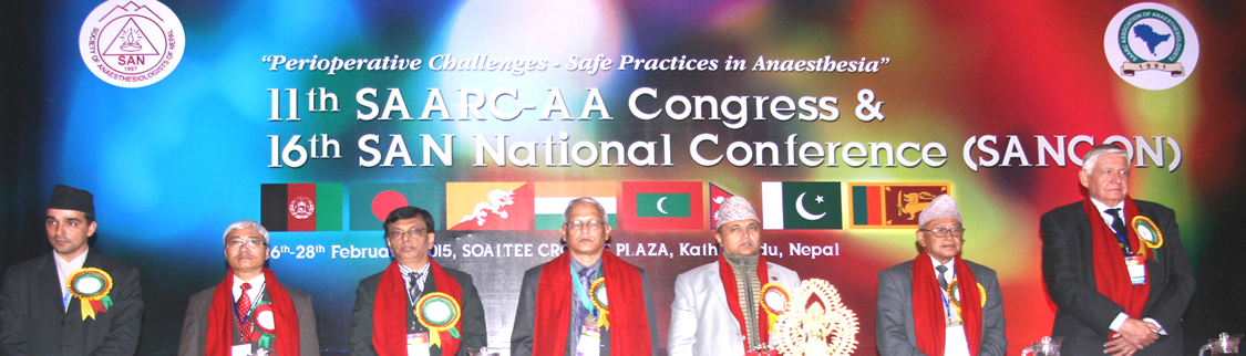 SAN Conference 2015